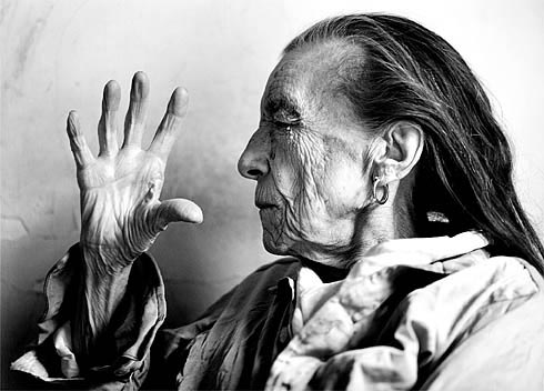 louise bourgeois, I am not what I am, I am what I do with my hands.